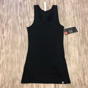 Under Armour black workout tank top NWT!